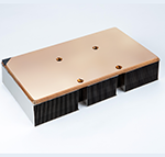 Vapor Chamber Base Spreader HeatSink