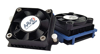 Fan Heat Sink Air Cooling