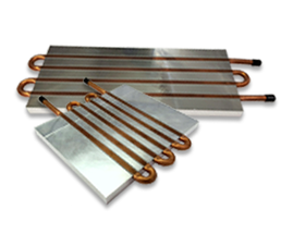Hi-Contact™ Tube Cold Plates