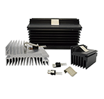 maxclip extrusion heatsinks