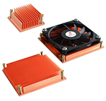 skived fin heat sinks