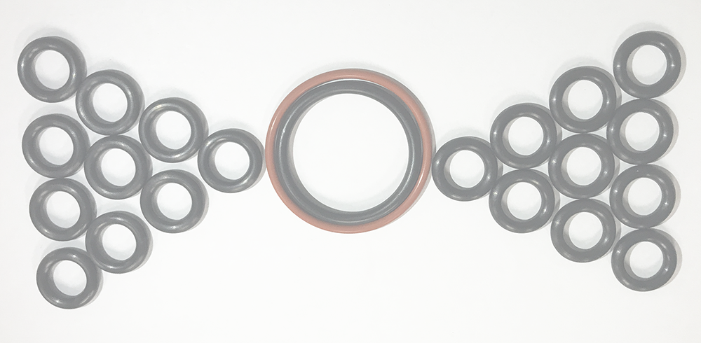 Custom molded rubber, gaskets, grommets, washers and environmental seals