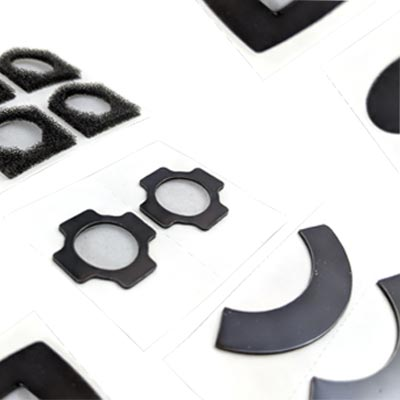 Rubber Molded Surface Protection, Bumpers and Grommets from Boyd Corporation