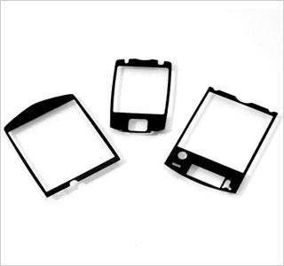 LCD Screen Display Bezel Bonding Adhesives