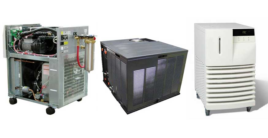 Chillers & Sub-Ambient Cooling