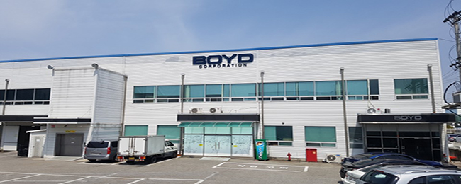 Boyd 한국