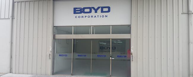 Our Locations | Boyd Corporation - Boyd Corporation