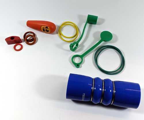 Color Matched Molded Components