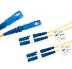 Printed Adhesive Fiber Optic Cable Informational Labels