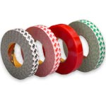 Double coated 3M VHB Pressure Sensitive Adhesive Tape converted with tight tolerances