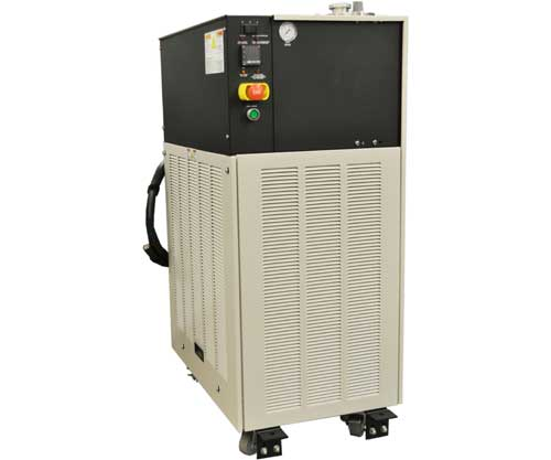 Custom Extreme Temperature Liquid Recirculating Chiller for cooling up to 2kW down to -20C