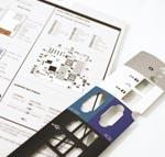 전기 절연 폴리 카보네이트 재료에 풀 컬러 인쇄 서버 캐비닛 서비스 지침을 갖춘 시스템 정보 라벨