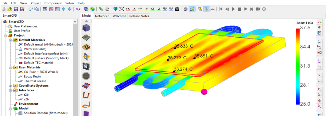 Thermal CFD Simulation Software – Aavid SmartCFD - Boyd Corporation